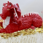 Full Carved dragon