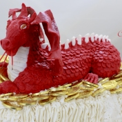 Full Carved dragon