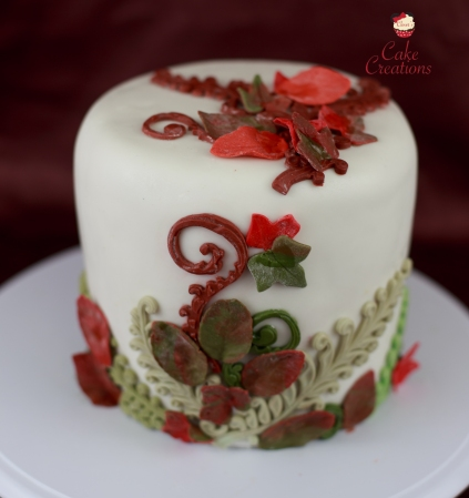 Carved Cakes Layer And Tiered