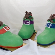 3 St Patricks shoes all shipped throughout the US!