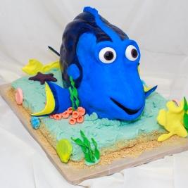 Vegan Dory Cake
